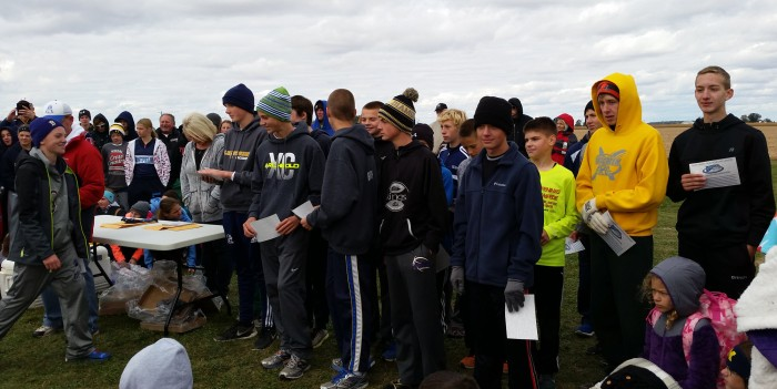 Ben and Shane receive league recognition for their 4th and 8th place finishes