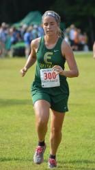 Ashley pushes to the finish