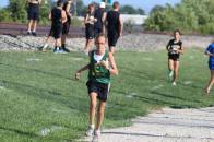 Kayla pushes on the way to a 4th place finish