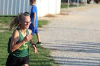 Kennedy works to secure 3rd place overall