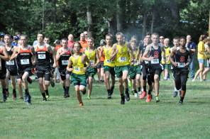 2016 Otsego boys start