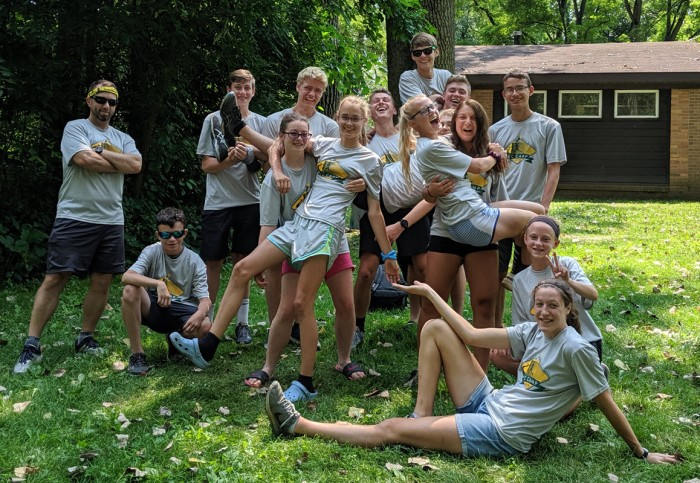 2019 Viking XC Summer Camp funny